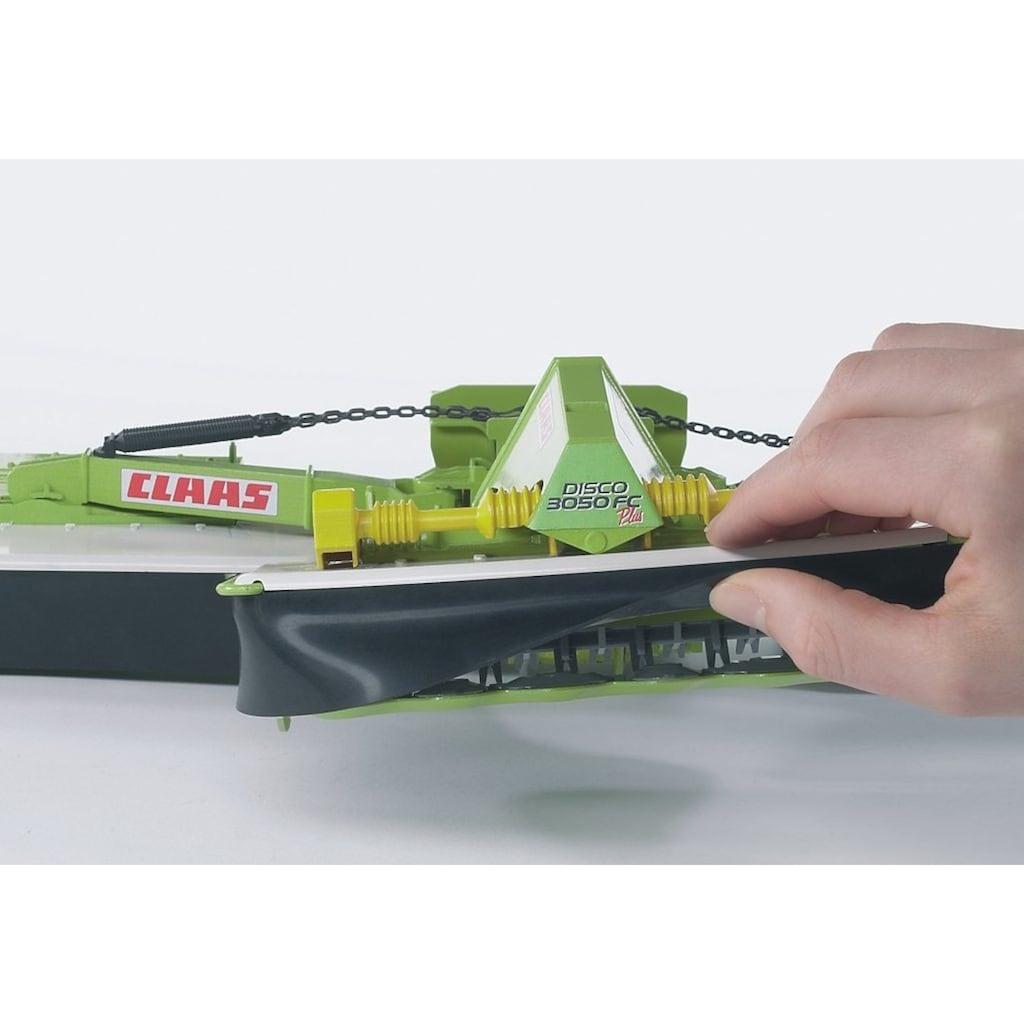 Bruder® Spielfahrzeug-Anhänger »Dreifach-Mähwerk, Claas Disco 8550 C Plus«, Made in Germany