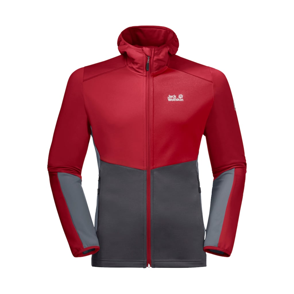 Jack Wolfskin Fleecejacke »MOUNT ISA FLEECE M«