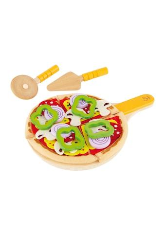 "Hape Spiellebensmittel ""Pizza Set"", (31 - tlg.) kaufen"
