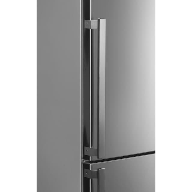Grundig Kühl-/Gefrierkombination, 184,5 cm hoch, 59,5 cm breit