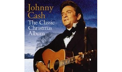 Musik - CD The Classic Christmas Album / Cash,Johnny, (1 CD) kaufen