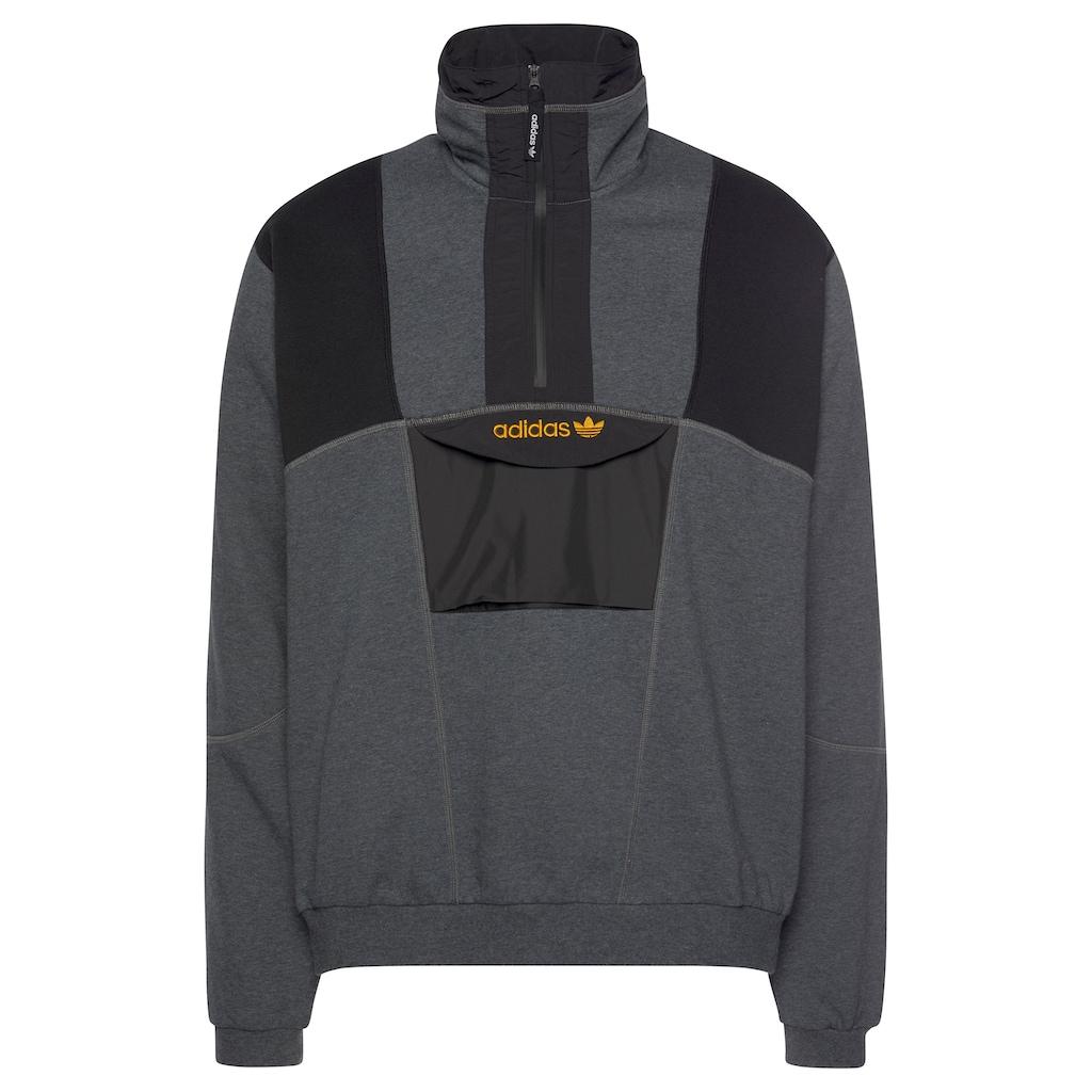 adidas Originals Sweatshirt »ADVENTURE FIELD HALF-ZIP«