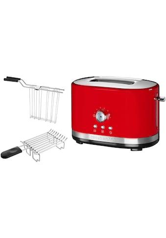 KitchenAid Toaster »5KMT2116EER«, für 2 Scheiben, 1200 Watt kaufen