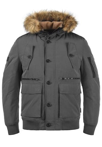 Indicode Winterjacke »Duffy«, modische Winterjacke mit Kapuze kaufen