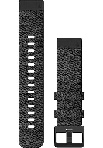 Garmin Ersatz - /Wechselarmband »Ersatzarmband QuickFit 20 mm Nylon« kaufen