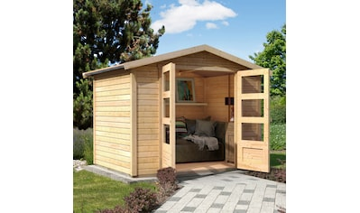 WOODFeeling Gartenhaus »Amberg 4« kaufen