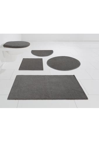 my home Badematte »Lovro«, Höhe 10 mm, beidseitig nutzbar-schnell... kaufen