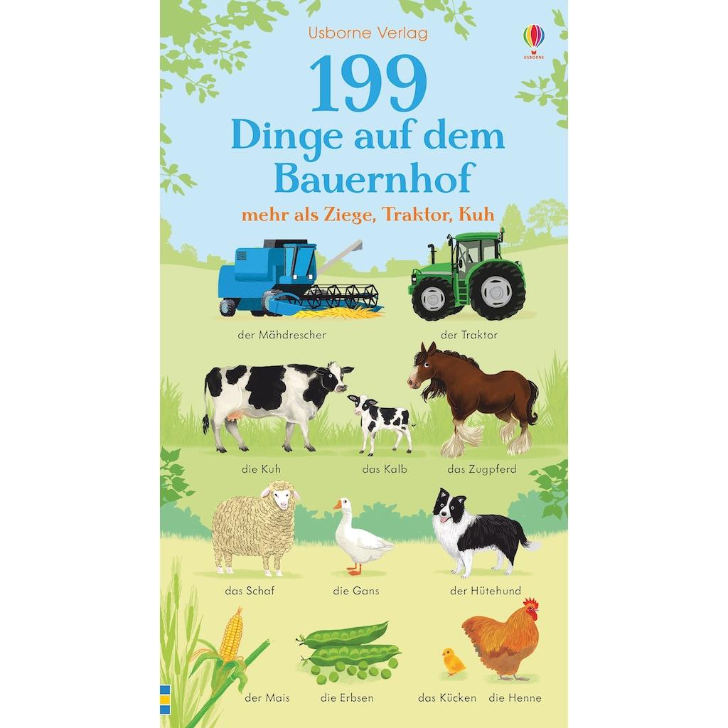 Buch »199 Dinge auf dem Bauernhof / Holly Bathie, Gabriele Antonini, Nikki Dyson, Mar Ferrero«