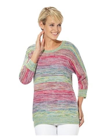 Casual Looks Pullover in Melange - Optik kaufen