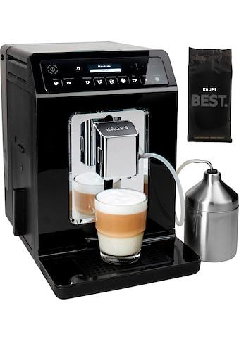 Krups Kaffeevollautomat Evidence EA8918, 2,3l Tank, Kegelmahlwerk kaufen