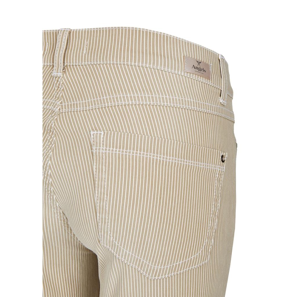 ANGELS Jeans,Lou Lou' im feinen Streifen-Design