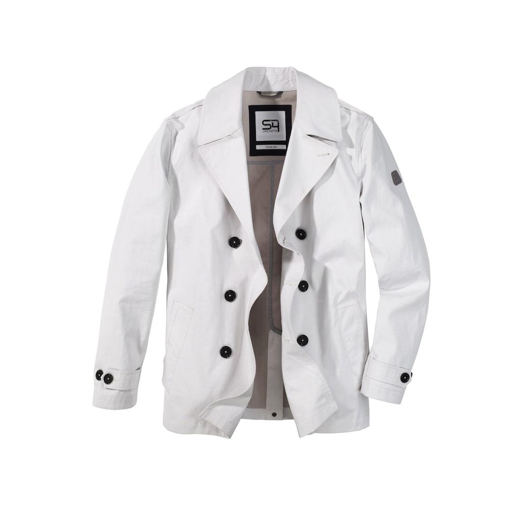 S4 Jackets moderner Caban