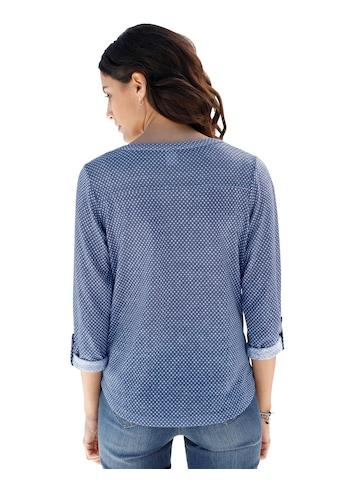 Classic Inspirationen Shirt mit Raffung an der Schulterpasse kaufen