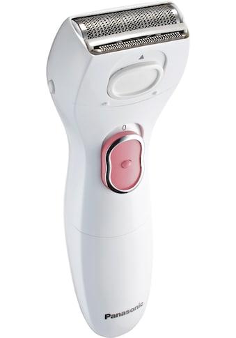 Panasonic, Elektrorasierer ES - WL50, Anzahl Aufsätze: 2, ausklappbarer Langhaarschneider kaufen