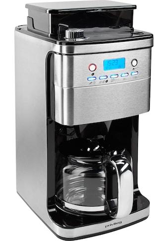 Privileg Kaffeemaschine mit Mahlwerk »CM4266-A«, Papierfilter, 1x4, für ganze Bohnen oder gemahlenen Kaffee geeignet kaufen