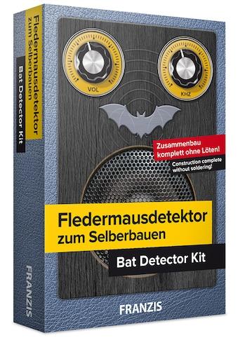 Franzis Experimentierkasten »Fledermausdetektor zum Selberbauen« kaufen