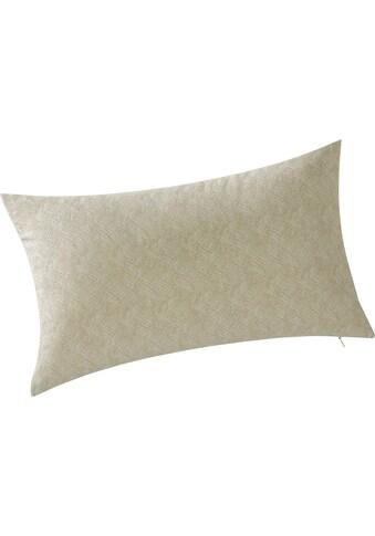BIEDERLACK Dekokissen »Baumwollkissen«, mit Füllung kaufen