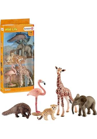 """Schleich® Spielfigur """"Wild Life, Tier -  Mix (42388)"""", (Set) kaufen"""