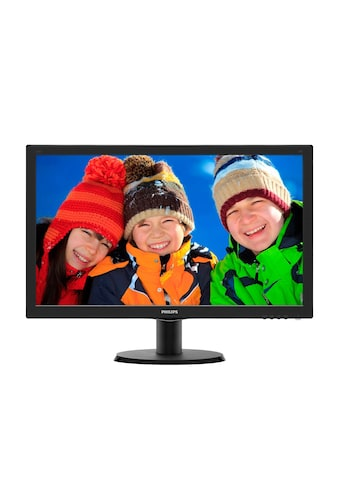 Philips »223V5LHSB2/00« LCD - Monitor (21,5 Zoll, 1920 x 1080 Pixel, Full HD, 5 ms Reaktionszeit, 60 Hz) kaufen