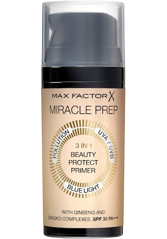 MAX FACTOR Primer »Miracle Prep 3in1«, LSF 30 kaufen