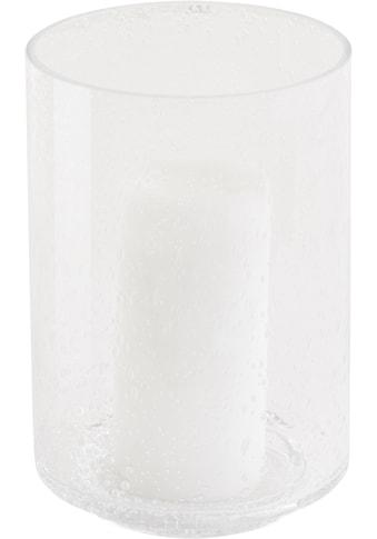 elbgestoeber Windlicht »elblaterne«, aus Glas, mit Lufteinschlüssen kaufen