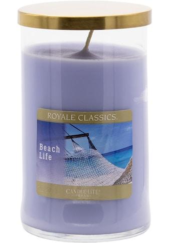 "Candle - lite™ Duftkerze ""Royale Classic  -  Beach Life"", (1 - tlg.) kaufen"