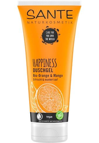 SANTE Duschgel »HAPPINESS« kaufen