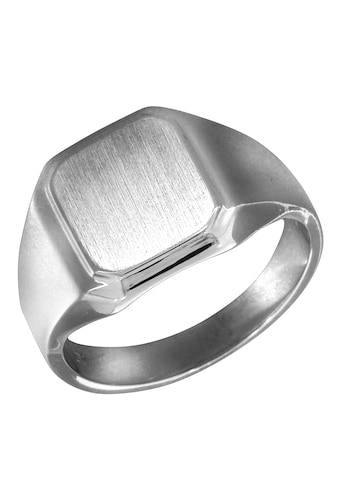 Firetti Silberring »Siegelring, matt, glänzend und massiv« kaufen