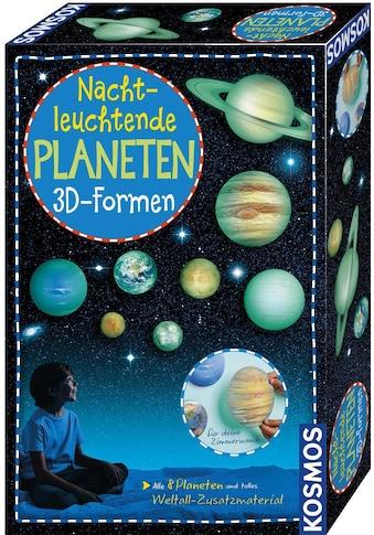 Kosmos Experimentierkasten »Nachtleuchtende Planeten« kaufen