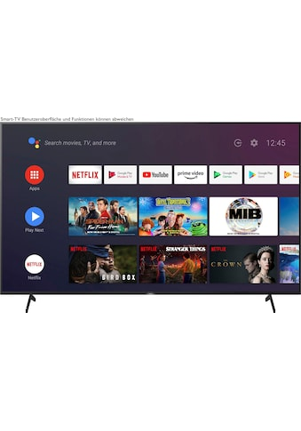"Sony LED-Fernseher »KE-85XH8096«, 215 cm/85 "", 4K Ultra HD, Android TV-Smart-TV kaufen"