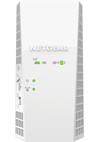 NETGEAR AC1900 WLAN Mesh Extender »Bringt Ihr bestehendes WLAN auf Trab« kaufen