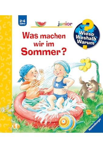 Buch »Was machen wir im Sommer? / Patricia Mennen, Susanne Szesny, Andrea Erne« kaufen