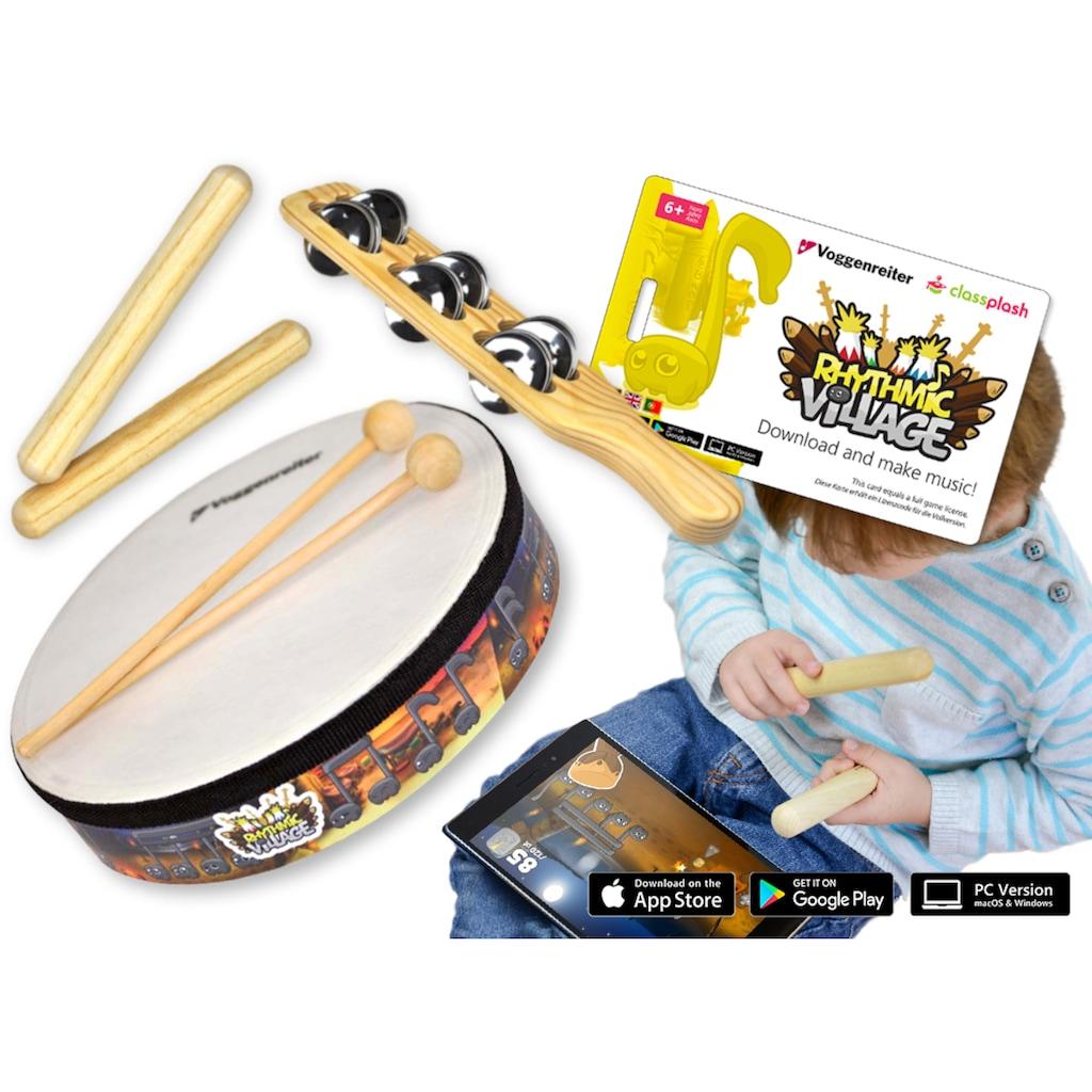Voggenreiter Percussion-Set »Rhythmic Village Percussion-Set«