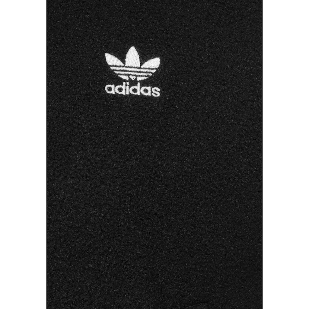 adidas Originals Fleecejacke »POLARFLEECE FULLZIP«