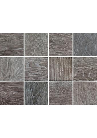 queence Fliesenaufkleber »Holzoptik« kaufen