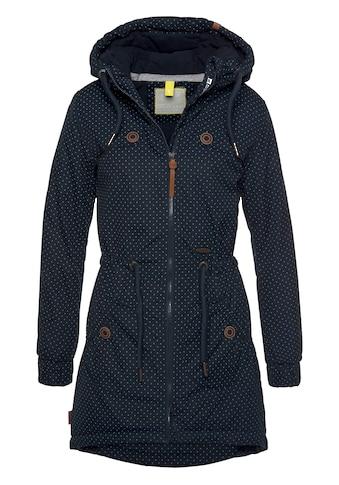Alife & Kickin Outdoorjacke »CharlotteAK A«, modische Winterjacke mit Kapuze und vielen Details kaufen