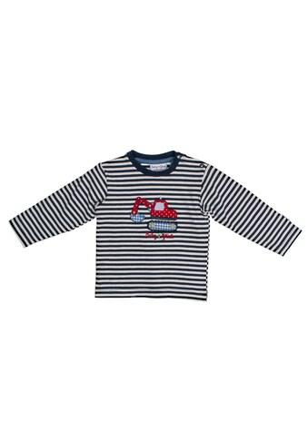 Salt & Pepper Langarmshirt »SP95811120« kaufen