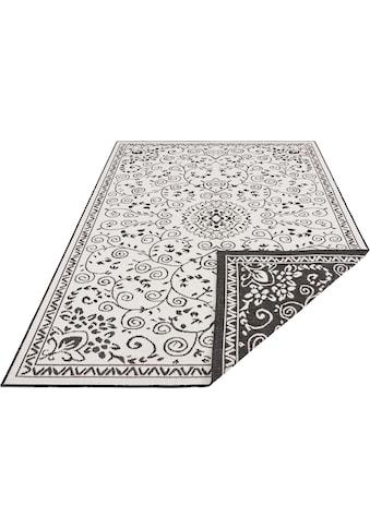 bougari Teppich »LEYTE«, rechteckig, 5 mm Höhe, In- und Outdoor geeignet,... kaufen