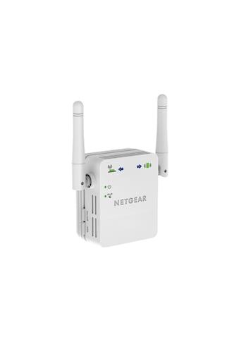 NETGEAR WN3000RP WiFi - Reichweiten - Verlängerung »WLAN - Repeater« kaufen