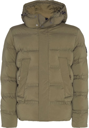 TOMMY HILFIGER Steppjacke »HOODED STRETCH BOMBER« kaufen