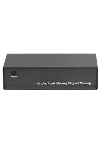 Hama Stereo-Phono-Vorverstärker, mit Netzgerät 230 V/50 kaufen
