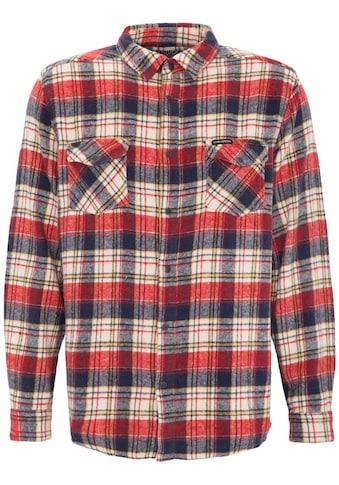 KingKerosin Flanellhemd kaufen