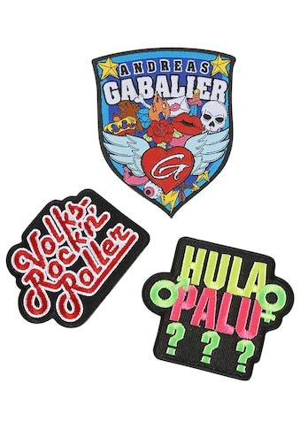Sticker, Andreas Gabalier Patches zum Aufbügeln kaufen