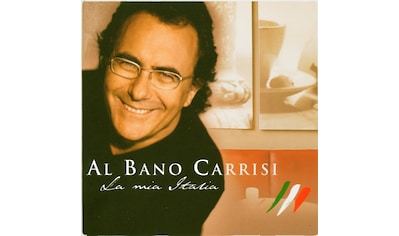Musik-CD »La Mia Italia / Carrisi,Al Bano« kaufen
