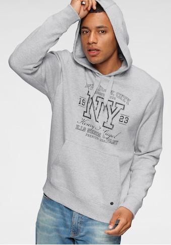 H.I.S Kapuzensweatshirt, mit Markenprint an der Kapuze kaufen