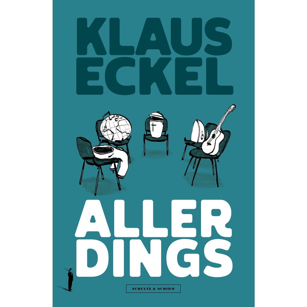 Buch »AllerDings / Klaus Eckel«