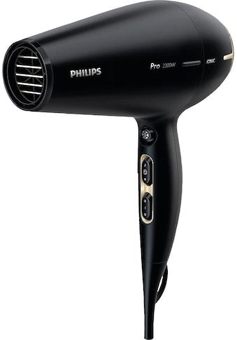 Philips Haartrockner »HPS920/00«, 2300 W, 2 Aufsätze, AC Motor, Ionenfunktion kaufen