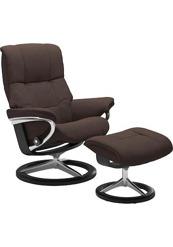 Stressless® Relaxsessel »Mayfair«, mit Signature Base, Größe S, M & L, Gestell Schwarz kaufen