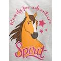DREAMWORKS Spirit RIDING FREE Langarmshirt »READY FOR ADVENTURE SPIRIT«, mit großem Spirit Motiv