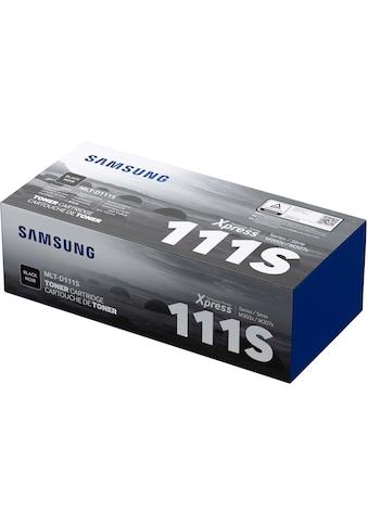 Samsung »MLT - D111S , SU810A , Original , Schwarz« Tonerpatrone kaufen